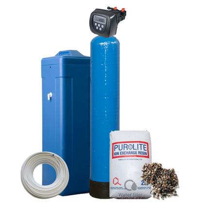Комплект умягчения Clack/Purolite (до 0,8 м³/ч , колонна 1044, клапан Clack WS1CI DNM I- E)