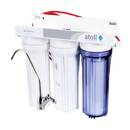Проточный питьевой фильтр Atoll А-313Е Lux