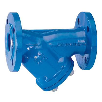 Сетчатый угловой фильтр Honeywell FY71P-50B