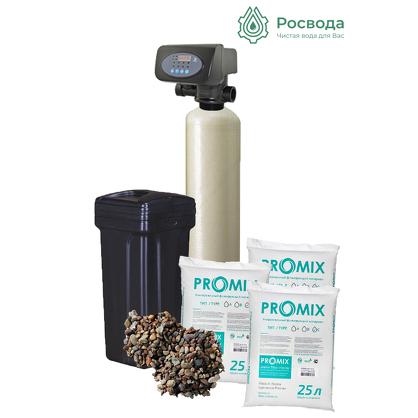 Комплект многоцелевой очистки РосВода 1354/RUNXIN TM.F63P3/ProMix C (до 2,2 м3/ч)