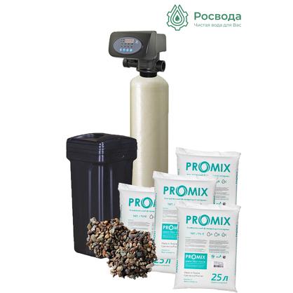 Комплект многоцелевой очистки РосВода 1665/RUNXIN TM.F63P3/ProMix C (до 3,2 м3/ч)